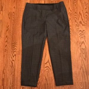 LOFT marisaSTRAIGHT ankle Pants! Like New!